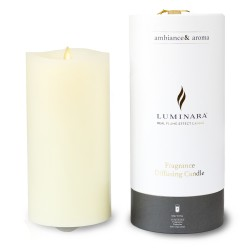 Led Fragance Candle Luminara