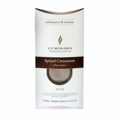 Led Spiced Cinnamon Càpsula Luminara