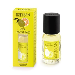 Terre d'Agrumes 15 ml Esteban Paris