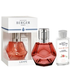 Lampe Berger lamparas Geometry Grenadine